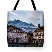 Lucerne's Architecture Tote Bag