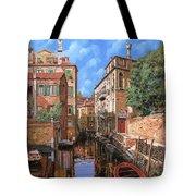 Luci A Venezia Tote Bag