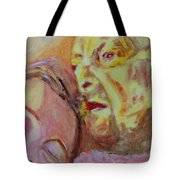 Lucian And Kate V Tote Bag