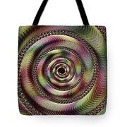 Lucid Hypnosis Abstract Wall Art Tote Bag