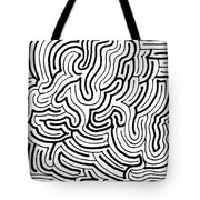 Lucidity Tote Bag