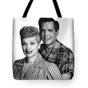 Lucille Ball (1911-1989) Tote Bag