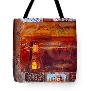 Luckenbach Tx Tote Bag
