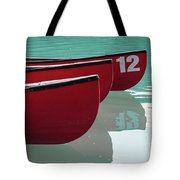 Lucky 12 Tote Bag