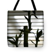 Lucky Bamboo Tote Bag