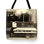 Lucky Dogs Antique Tone Tote Bag by John Rizzuto