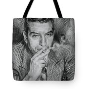 Lucky Luciano Tote Bag