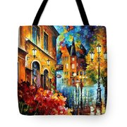 Lucky Night Tote Bag