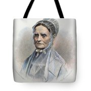Lucretia Coffin Mott Tote Bag by Granger