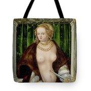 Lucretias Suicide Tote Bag