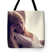 Lucy Rose Tote Bag