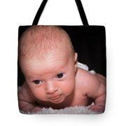 Lucy Tote Bag by Valeria Donaldson
