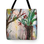 Lucy Vase Tote Bag