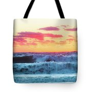 Lucy Vincent Surf Tote Bag