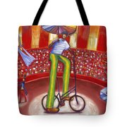 Ludi-circo Tote Bag