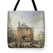 Ludlow Tote Bag by Louise J Rayner