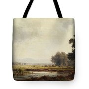 Ludwig Deutsch, Landscape Tote Bag
