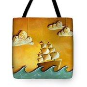 Lullaby Bay Tote Bag