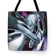 Lullaby Dreams Abstract Tote Bag
