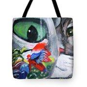 Lulu's Fish Wish Tote Bag