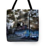 Lumber Mill Fantasy Tote Bag