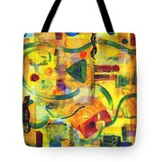 Luminal Progression Tote Bag