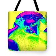 Luminescent Lynda Tote Bag