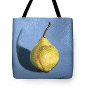 Lumpy Pear Tote Bag