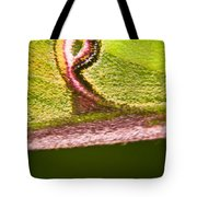 Luna Moth Eye Tote Bag