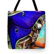 Luna Moth False Color Work One Tote Bag