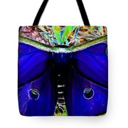 Luna Moth Uv Pano Tote Bag
