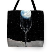 Lunar Cocktail Tote Bag