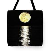 Lunar Lane Tote Bag