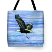 Lunch At Last Tote Bag