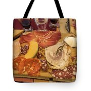 Lunch Fraschetta Tote Bag