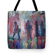 Lunch Hour Tote Bag