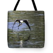 Lunch On The Fly Tote Bag