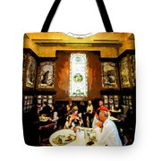 Luncheon Trays Tote Bag