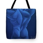 Lune Bleue Tote Bag