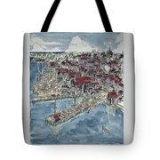 Lunenburg Port Tote Bag