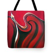 Luscious Red Tote Bag