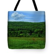 Lush Green Everything On The Ma At Tote Bag