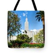 Lush La Temple Tote Bag