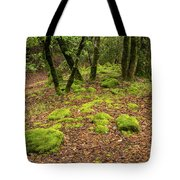 Lush Vegetation Tote Bag