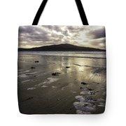 Luskentyre Beach Sunset Tote Bag