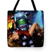 Lust In Space Tote Bag