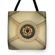 Luther Rose At St Peter And Paul Tote Bag
