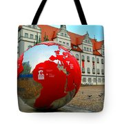 Lutherstadt World Tote Bag