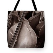 Luthier 4c Tote Bag