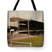 Luton Town - Kenilworth Road - Main Stand East Side 1 - 1970s Tote Bag